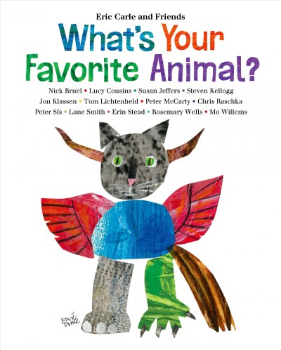 Cover: 'What's Your Favorite Animal      '