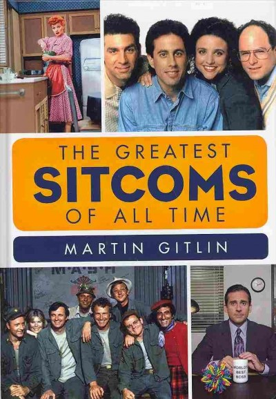 Cover: 'The Greatest Sitcoms of All Time!'