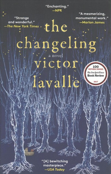 Cover: 'The Changeling: A novel '