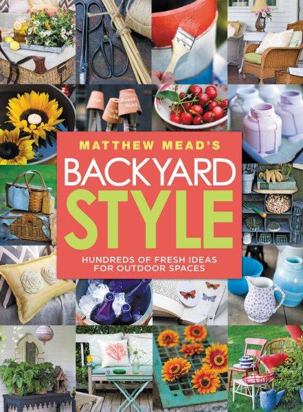 Cover: 'Backyard Style'