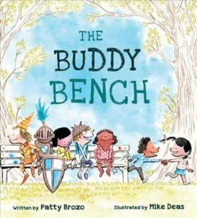 Cover: 'The Buddy Bench'
