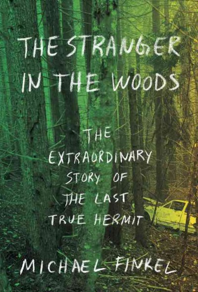 Cover: 'The Stranger in the Woods'