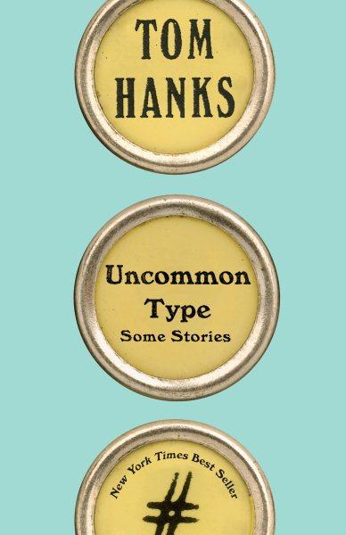 Cover: 'Uncommon Type'