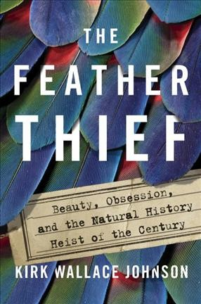 Cover: 'The Feather Thief'