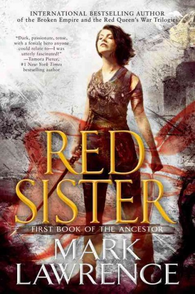 Cover: 'Red Sister'