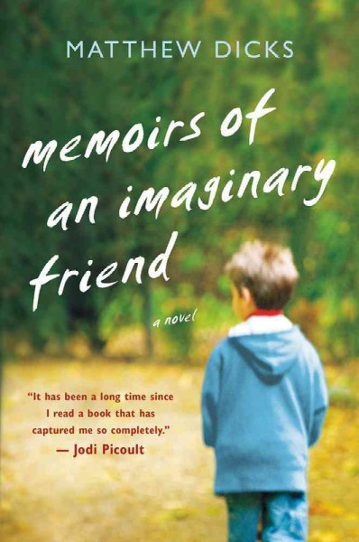 Cover: 'Memoirs of an Imaginary Friend'