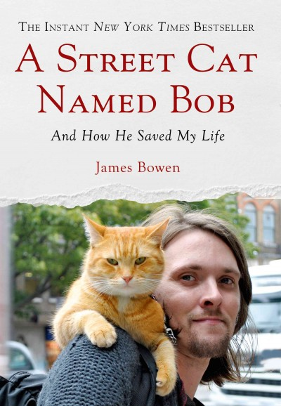 Cover: 'A Street Cat Named Bob'