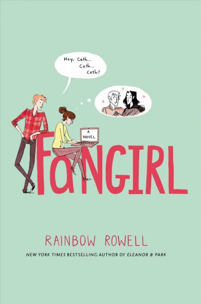 Cover: 'Fangirl '