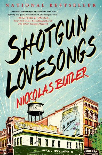 Cover: 'Shotgun Lovesongs'