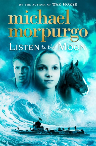 Cover: 'Listen to the Moon'