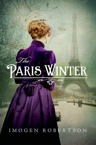 Cover: 'The Paris Winter'