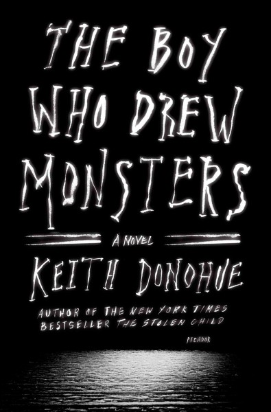 Cover: 'The Boy Who Drew Monsters'
