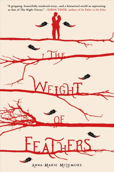 Cover: 'The Weight of Feathers'