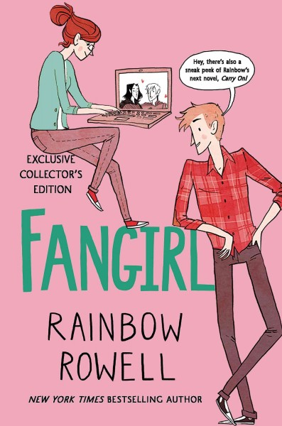 Cover: 'Fangirl'