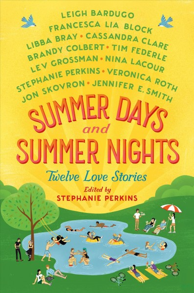 Cover: 'Summer Days & Summer Nights: Twelve Love Stories'