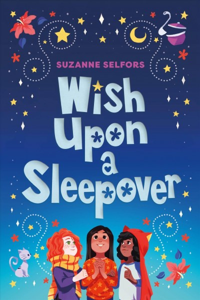 Cover: 'Wish Upon a Sleepover'