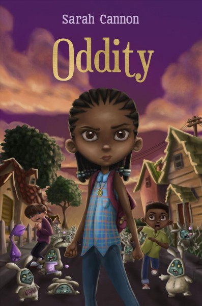 Cover: 'Oddity'