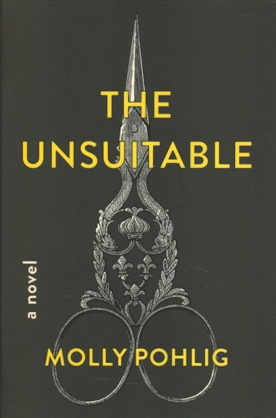 Cover: 'The Unsuitable'