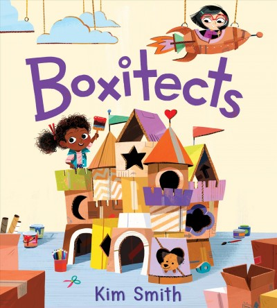 Cover: 'Boxitects'