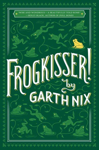 Cover: 'Frogkisser!'