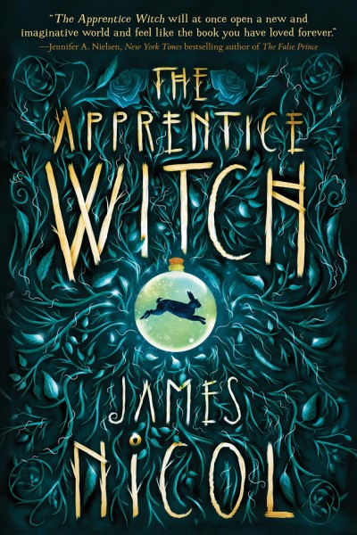 Cover: 'The Apprentice Witch'