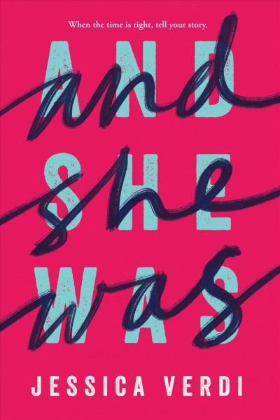 Cover: 'And She Was'