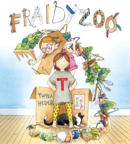 Cover: 'Fraidyzoo'