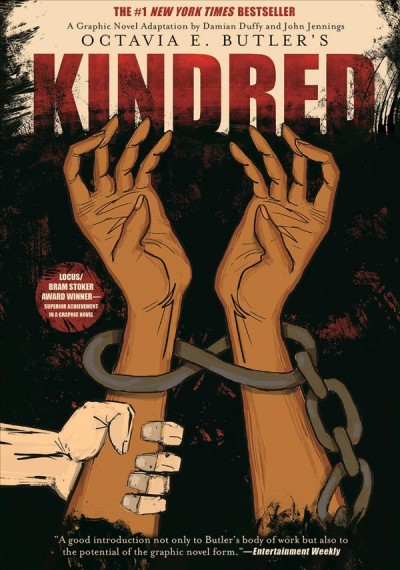 Cover: 'Kindred: A Graphic Novel Adaptation'