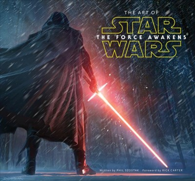 Cover: 'The Art of Star Wars: The Force Awakens'