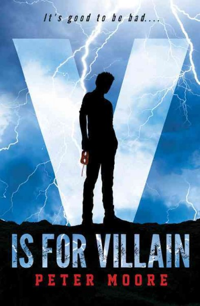 Cover: 'V is for Villain'