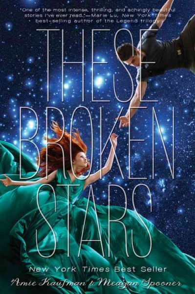 Cover: 'These Broken Stars'