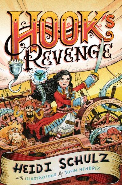 Cover: 'Hook's Revenge'