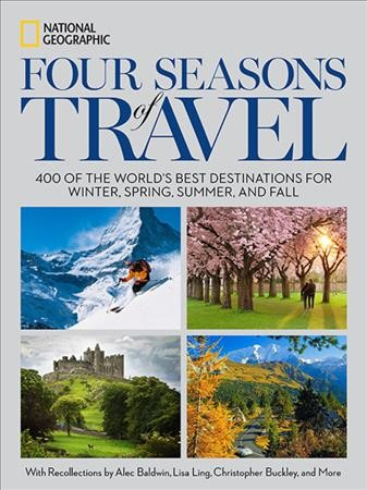 Cover: 'Four Seasons of Travel'