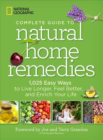 Cover: 'Complete Guide to Natural Home Remedies'