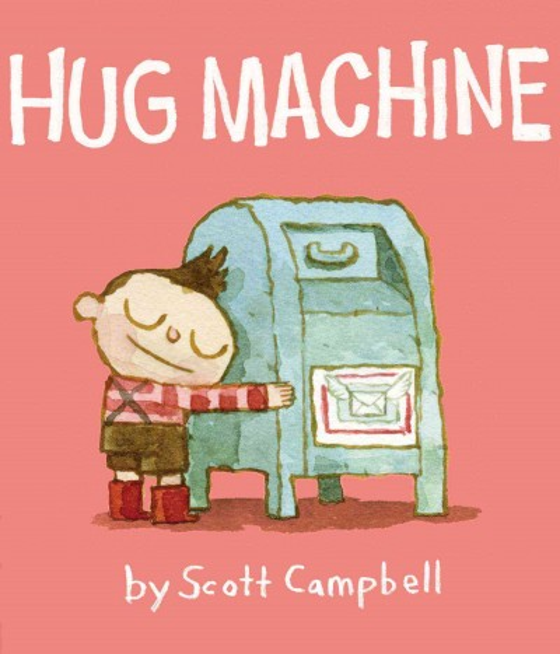 Cover: 'Hug Machine'