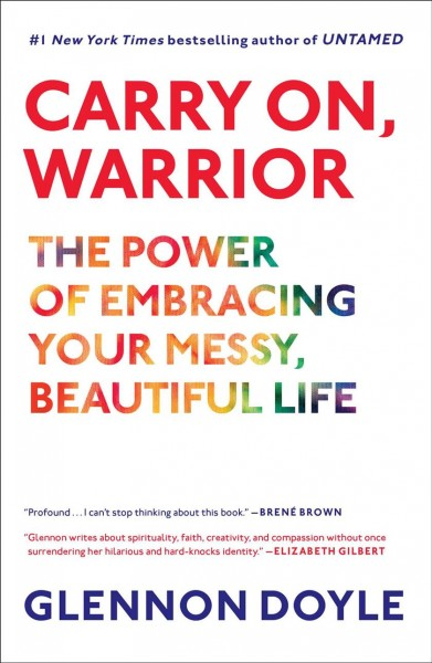 Cover: 'Carry On, Warrior'