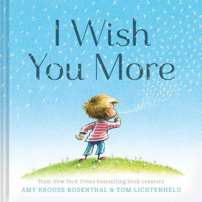 Cover: 'I Wish You More'