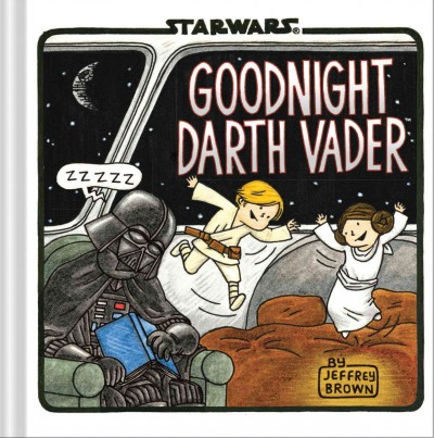 Cover: 'Goodnight Darth Vader'