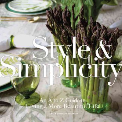 Cover: 'Style & Simplicity'