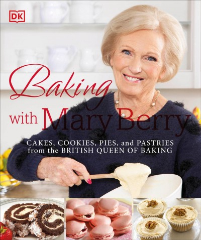 Cover: 'Baking with Mary Berry'