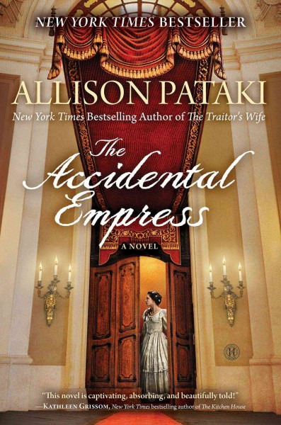 Cover: 'The Accidental Empress'