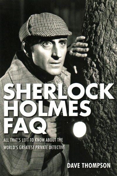 Cover: 'Sherlock Holmes FAQ'