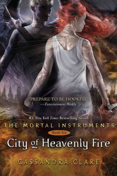 Cover: 'City of Heavenly Fire'