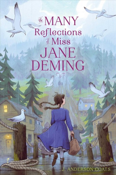 Cover: 'The Many Reflections of Miss Jane Deming'