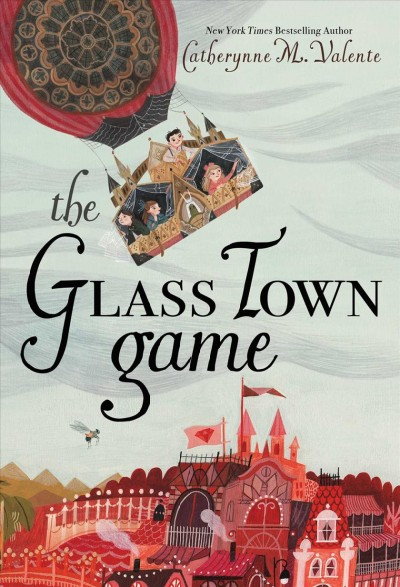 Cover: 'The Glass Town Game'