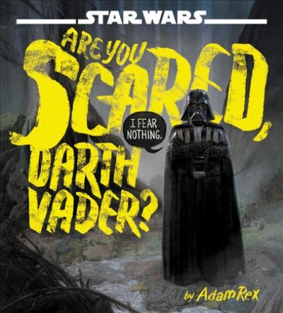 Cover: 'Are You Scared, Darth Vader?'