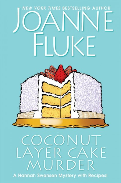 Cover: 'Coconut Layer Cake Murder'
