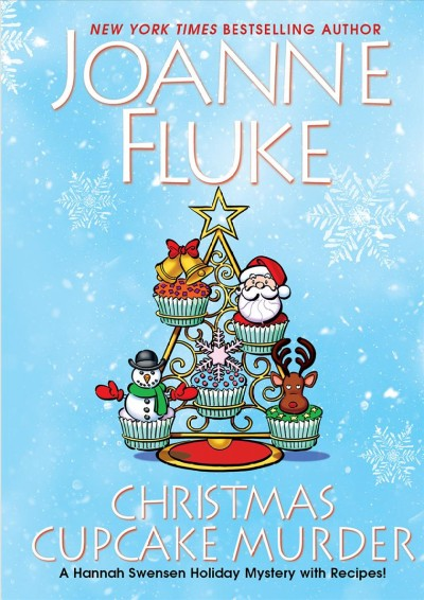 Cover: 'Christmas Cupcake Murder'