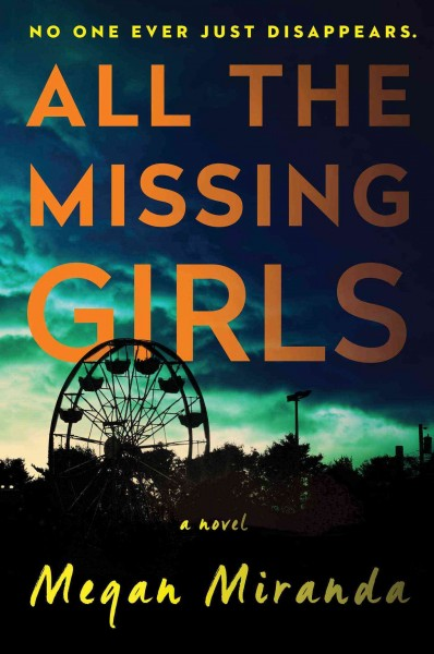 Cover: 'All the Missing Girls'