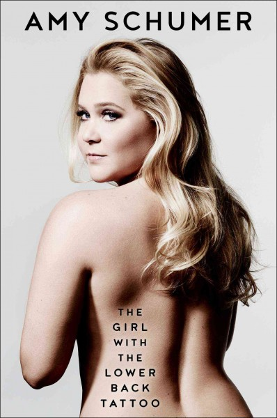 Cover: 'The Girl with the Lower Back Tattoo'